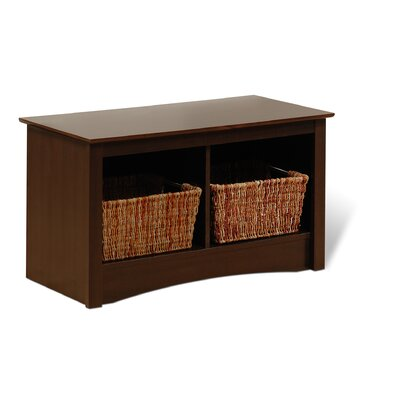 Prepac Fremont Cubbie Storage Bench Amp Reviews Wayfair
