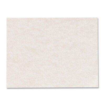 """Geographics Parchment Postcards, 65lb., 4-1/4""""x5-1/2"""", 200/PK, Natural"""