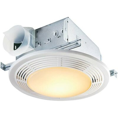 100 CFM Bathroom Fan with Night Light by Broan