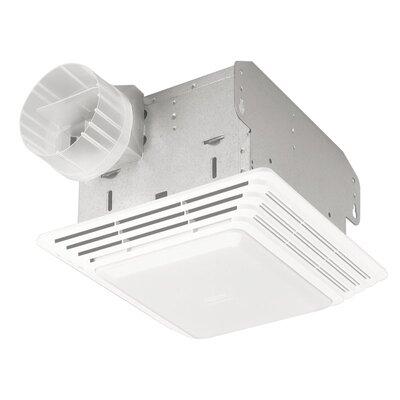 broan 70 cfm bathroom exhaust fan with light reviews