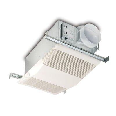 70 CFM Bathroom Fan with Heater by Broan