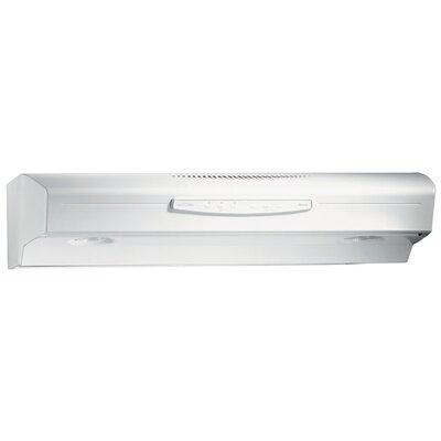 "40000 Series 30"" 300 CFM Under Cabinet Range Hood Product Photo"