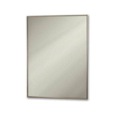 Broan Specialty Theft Proof Wall Mirror