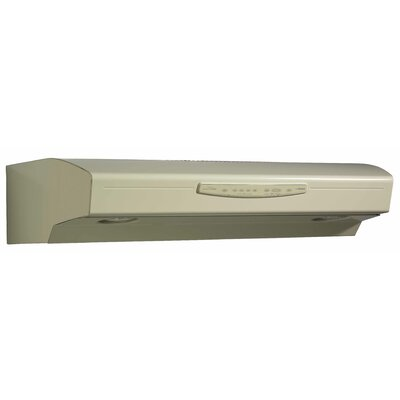 "Allure III QS3 30"" 430 CFM Under Cabinet Range Hood Product Photo"