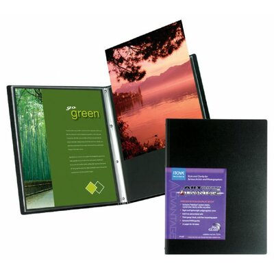 Itoya of America, Ltd Art Portfolio Advantage Album Display