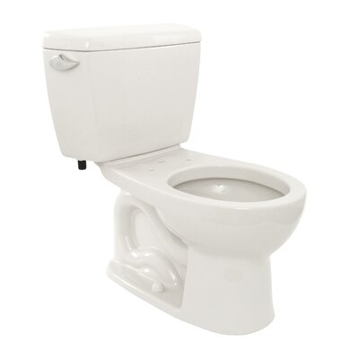 Drake Eco 1.28 GPF Round 2 Piece Toilet Product Photo