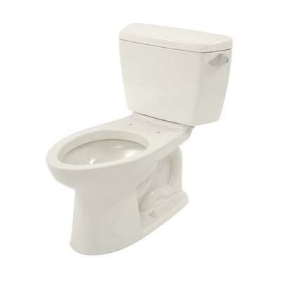 Drake ADA Compliant 1.6 GPF Elongated 2 Piece Toilet with Right Hand Trip Lever Product Photo