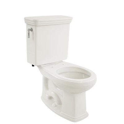 Promenade 1.6 GPF Round 2 Piece Toilet with SanaGloss Glaze Product Photo