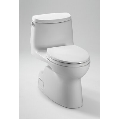 Carlyle 1.28 GPF Elongated 1 Piece Toilet with Sanagloss Product Photo