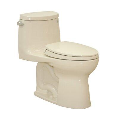 Toto Ultramax II 1.28 GPF Elongated 1 Piece Toilet