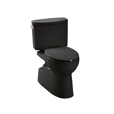 Vespin II High Efficiency 1.28 GPF Elongated 2 Piece Toilet Product Photo