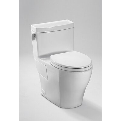 Legato High Efficiency 1.28 GPF Elongated 1 Piece Toilet Product Photo