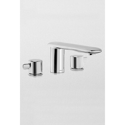 Aquia Two Handle Deck Mount Tub Only Faucet Product Photo