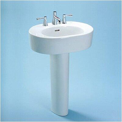 Toto Nexus Pedestal Bathroom Sink Set & Reviews Wayfair