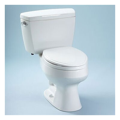 Carusoe Elongated 2 Piece Toilet Product Photo