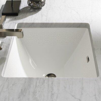 Toto Waza Sultana Undercounter Bathroom Sink