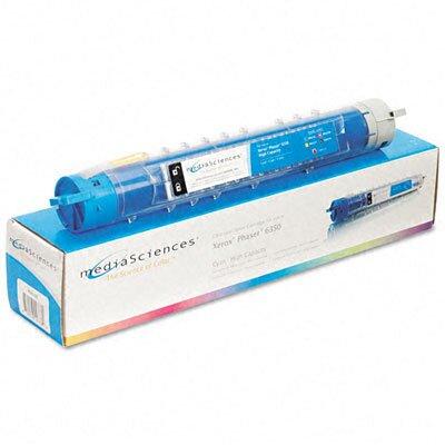 Media Sciences Compatible, New Build, 106R01144 Laser Toner, 10000 Yield