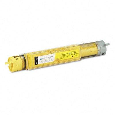 Media Sciences MS636YHC (106R01220) Laser Cartridge, High-Capacity, Yellow