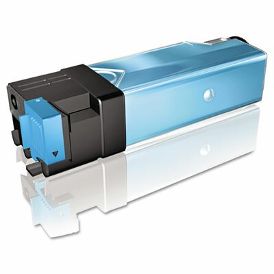 Media Sciences 40066 Compatible High-Yield Toner, 2000 Page-Yield, Cyan