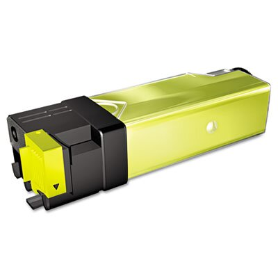 Media Sciences 40092 Compatible High-Yield Toner, 2500 Page-Yield, Yellow