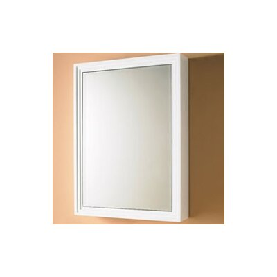 "Bathroom Furniture 22"" x 30"" Surface Mount Beveled Edge Medicine Cabinet Product Photo"