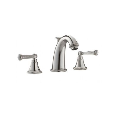 Jado Wynd Widespread Bathroom Faucet with Double Lever Handles