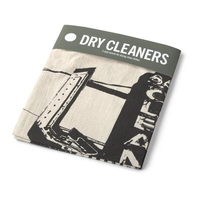Bob's Your Uncle Dry Cleaner Dish Towel