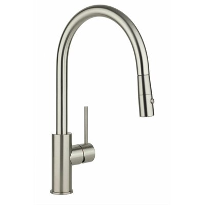 Harmony Single Handle Deck Mount Kitchen Faucet with Pulldown Spray Product Photo