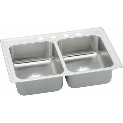 "Elkay Gourmet 33"" x 22"" Kitchen Sink"