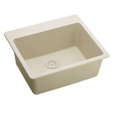 """Elkay Gourmet 25"""" x 22"""" Kitchen Sink"""