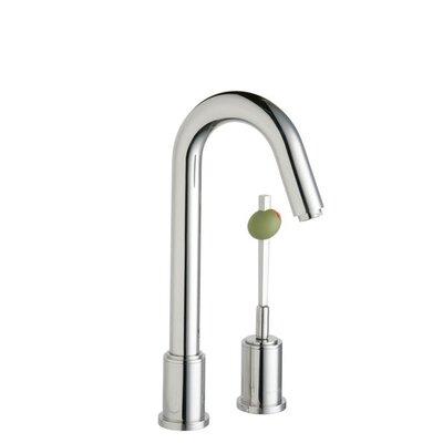 Elkay Deck Mount Martini Polished Bar Faucet
