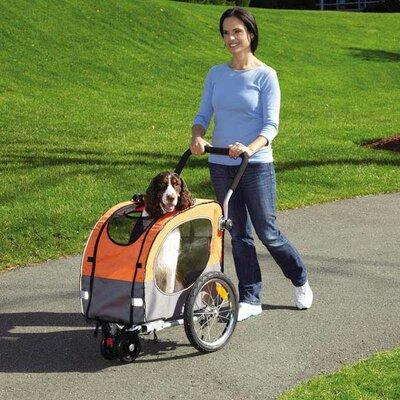 Cross-Trainer Jogger Pet Stroller by Guardian Gear