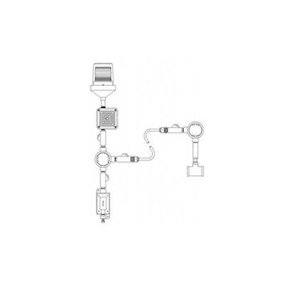 Speakman Flow Switch Activated Alarm