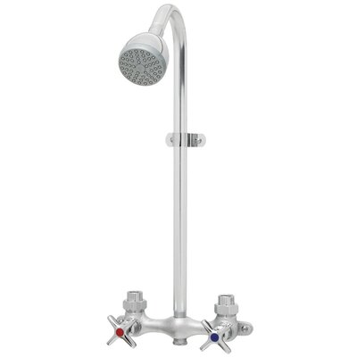 Speakman Commander Double Handle Exposed Complete Shower System