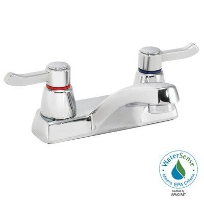 Commander Double Handle Centerset Bathroom Faucet by Speakman
