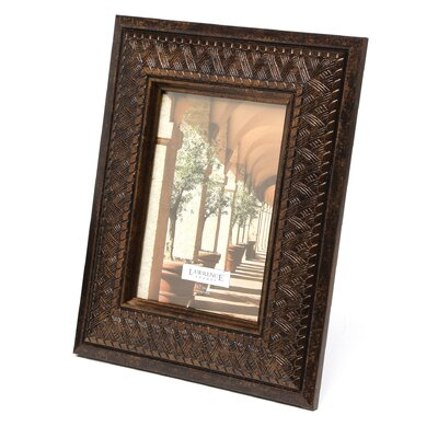 Basket Weave Picture Frame by Lawrence Frames