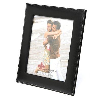 Lawrence Frames Bonded Leather Picture Frame