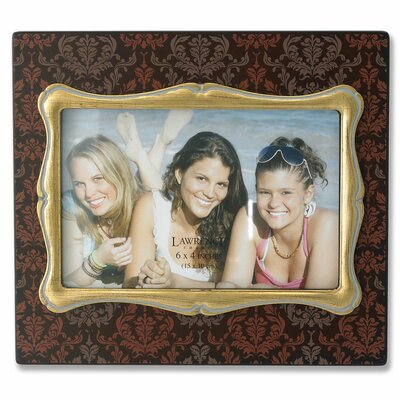 Damask Pattern Picture Frame by Lawrence Frames