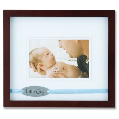 Blue Ribbon Shadow Box Picture Frame by Lawrence Frames