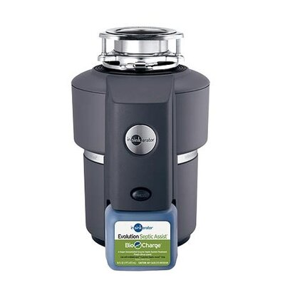 Evolution Series 3/4 HP Septic Assist Garbage Disposal Product Photo