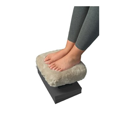 Core Products Jeanie Rub Sheepskin Cover for Foot/Leg