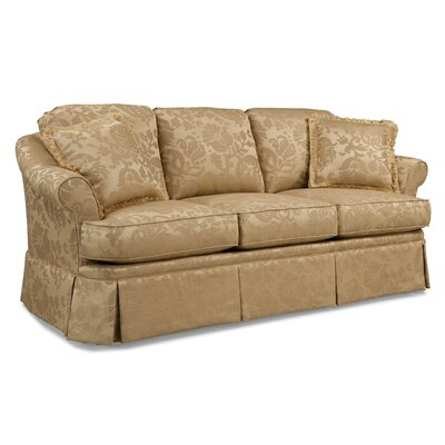 Traditional 3 Cushion Sofa by Fairfield Chair
