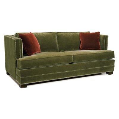 Tuxedo Polyester Sofa by Fairfield Chair