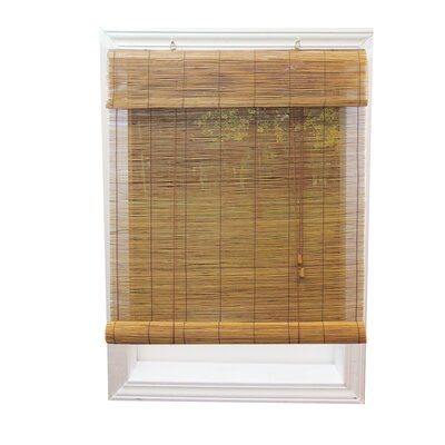 Radiance Imperial Matchstick Bamboo Roll-Up Blind