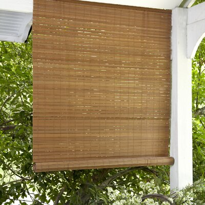 Plantation Roll-Up Shade Product Photo