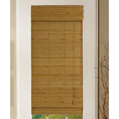 Capri Bamboo Roman Shade Product Photo