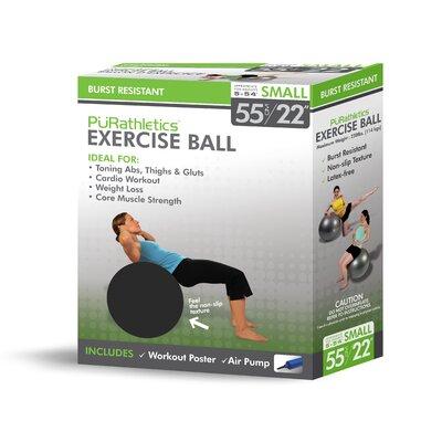 PurAthletics Exercise Ball