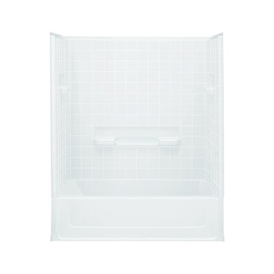 Sterling by Kohler AllPro Bath/Shower Kit with Age-in-Place Backers