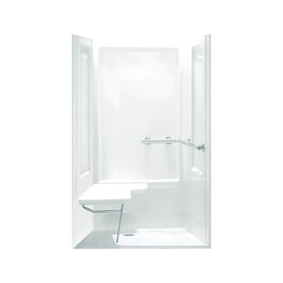 Sterling by Kohler OC ADA Shower Kit with Grab Bars at Right