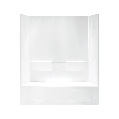 Performa Bath/Shower Kit with Age-in-Place Backers and with Left Hand Drain Product Photo